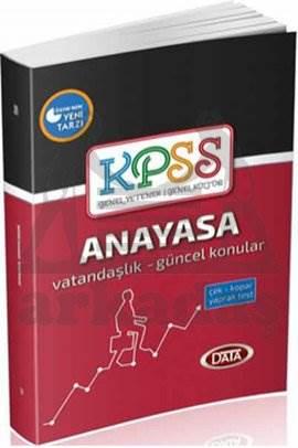 Data KPSS Anayasa Çek Kopar Yaprak Test 2014