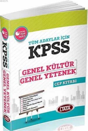 KPSS Genel Kültür - Genel Yetenek Cep Kitabı 2014