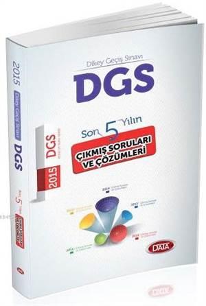 DGS Son 5 Yılın Çıkmış Soruları Ve Çözümleri