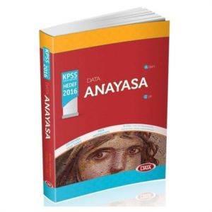 Data KPSS Anayasa 2016