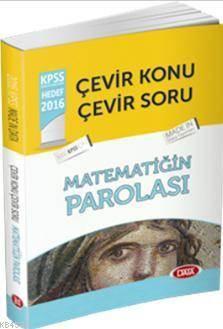 KPSS Çevir Konu Çevir Soru Matematiğin Parolası