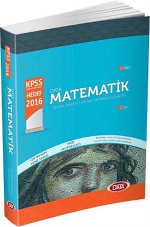 KPSS DATA Matematik Konu Anlatımlı