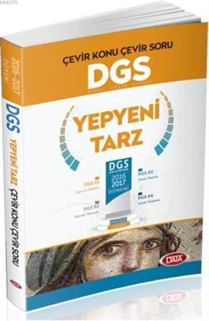 2016 Data DGS Çevir Konu Çevir Soru