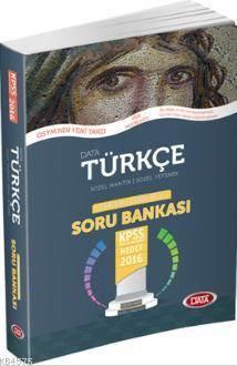 KPSS DATA Türkçe Çözümlü Soru Bankası