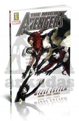 The Mighty Avengers İntikamcılar 4 Gizli İstila