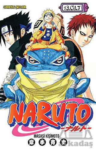Naruto 13: Çui'nin Sınavı Bitiyor
