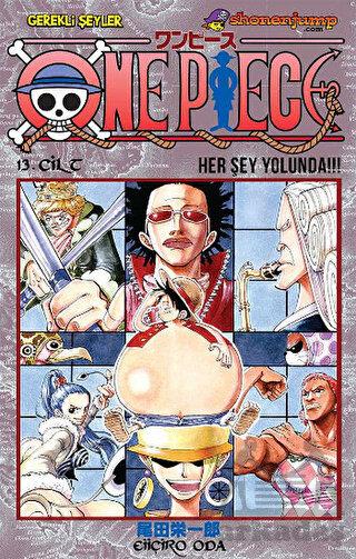 One Piece 13: Her Şey Yolunda
