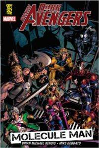 Dark Avengers 2 Molecule Man