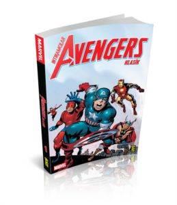 Klasik Avengers 1