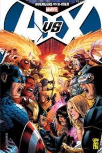 Avengers Vs X-Men 1