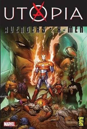 Avengers X-Man Utopia