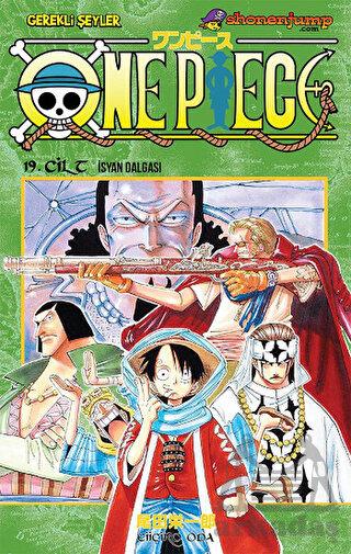One Piece 19 - İsyan Dalgası