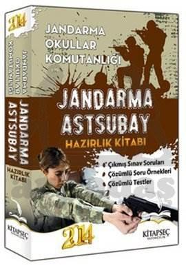 2014 Jandarma Okullar Komutanlığı Jandarma Astsubay Hazırlık Kitabı