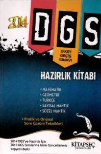 2014 DGS Hazırlık Kitabı