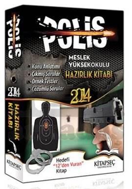 2014 Polis Meslek Yüksekokulu Hazırlık Kitabı