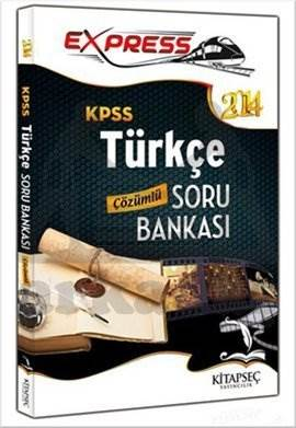 Kitapseç 2014 KPSS Türkçe Çözümlü Soru Bankası
