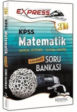 2014 Express KPSS Matematik Çözümlü Soru Bankası
