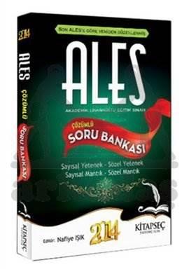 2014 ALES Çözümlü Soru Bankası