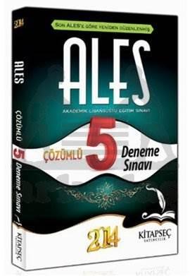 2014 ALES Çözümlü 5 Deneme Sınavı