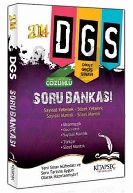 2014 DGS Çözümlü Soru Bankası