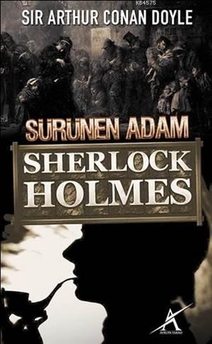 Sherlock Holmes - Sürünen Adam (Cep Boy)