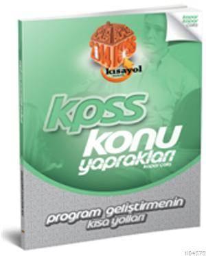 KPSS Program Geliştirmenin Kısa Yolları