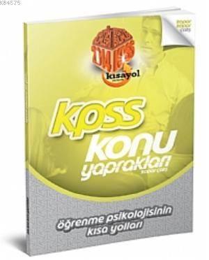 KPSS Ögrenme Psikolojisinin Kısa Yolları Kpss Konu Yaprakları