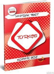 2016 KPSS Kopar Çöz Türkçe Yaprak Test; 66 Adet Yaprak Test