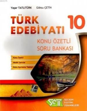 10.Sınıf Edebiyat Kazanım Sıralı -Sb- 2017