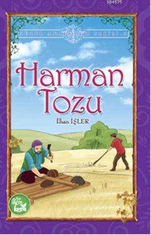 Harman Tozu; Güzel Anadolum Serisi- 8