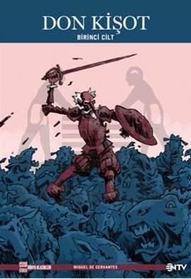 Don Kişot-Cilt 1