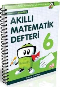6.Sınıf Akıllı Matematik Defteri