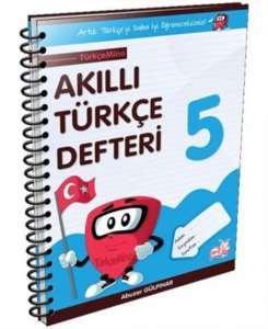 5.Sınıf Akıllı Türkçe Defteri
