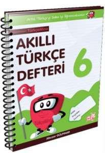 6.Sınıf Akıllı Türkçe Defteri