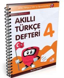 4.Sınıf Akıllı Türkçe Defteri