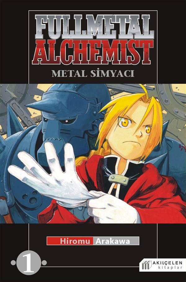 Fullmetal Alchemist Çelik Simyacı Cilt:1