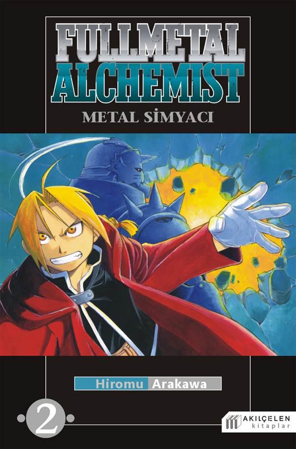 Fullmetal Alchemist Çelik Simyacı Cilt:2