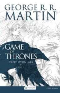 A Game Of Thrones: Taht Oyunları Cilt 3