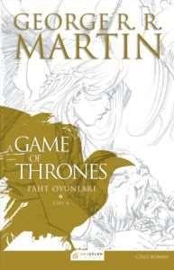 A Game Of Thrones: Taht Oyunları Cilt 4