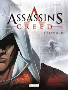 Assassin's Creed 1 Desmond