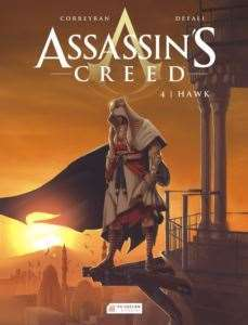 Assassin's Creed 4-Hawk