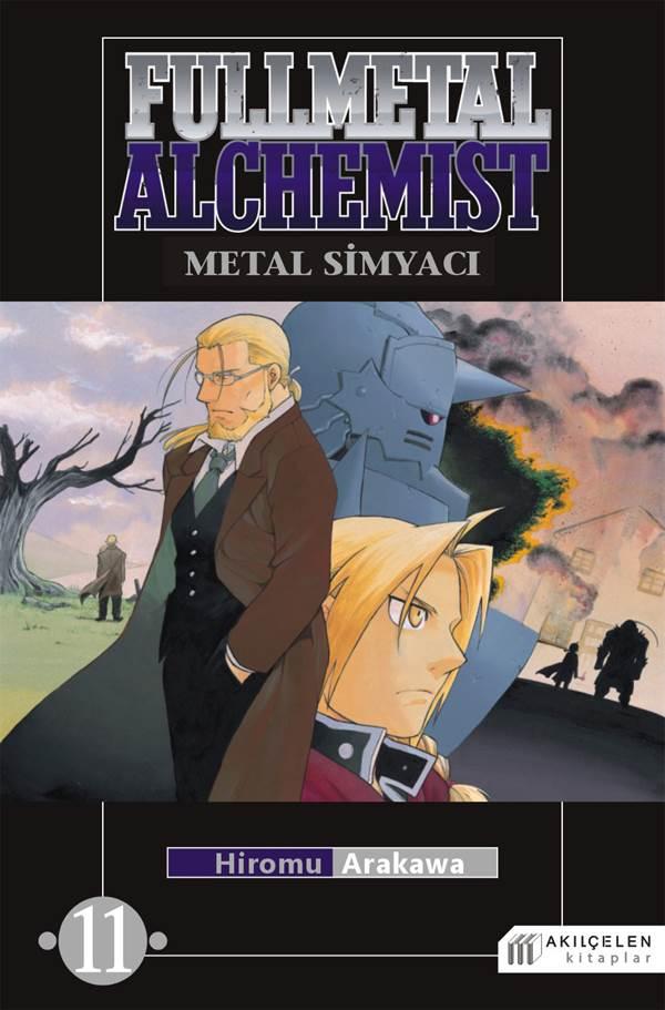 Fullmetal Alchemist Çelik Simyacı Cilt:11