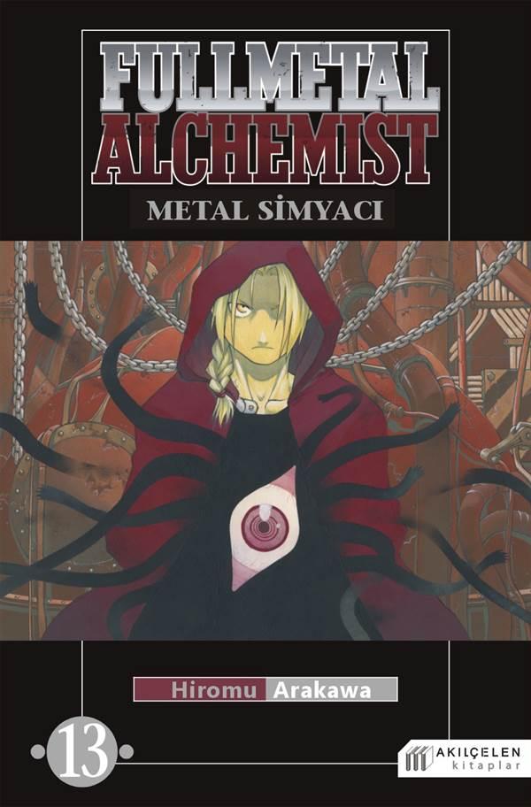 Fullmetal Alchemist Çelik Simyacı Cilt:13