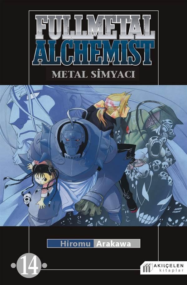 Fullmetal Alchemist Çelik Simyacı Cilt:14