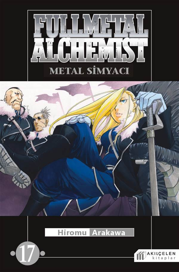 Fullmetal Alchemist Çelik Simyacı Cilt:17