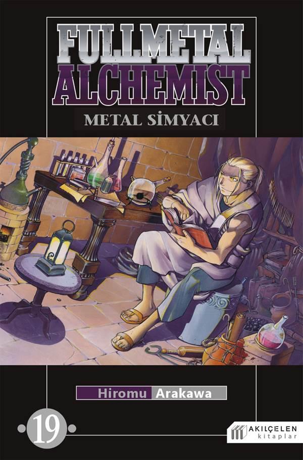 Fullmetal Alchemist Çelik Simyacı Cilt:19
