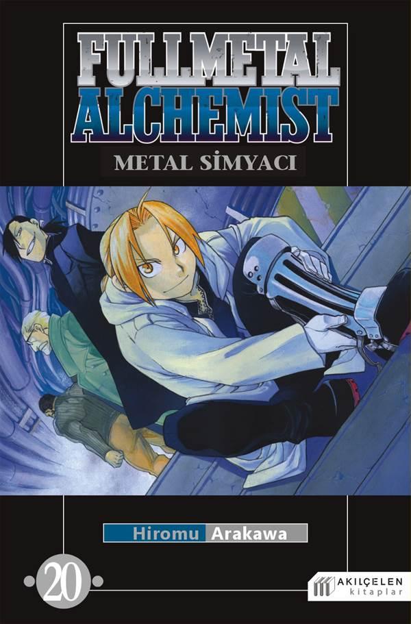 Fullmetal Alchemist Çelik Simyacı Cilt:20