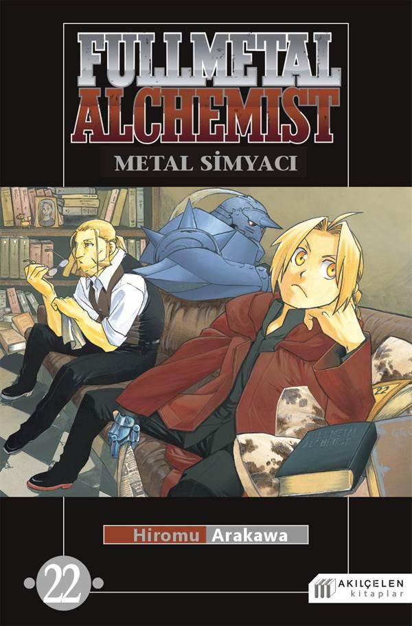 Fullmetal Alchemist Çelik Simyacı Cilt:22