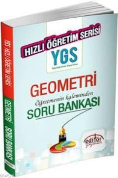YGS Geometri Öğretmenin Kaleminden Soru Bankası Hızlı Öğretim