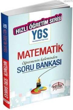 YGS Matematik Öğretmenin Kaleminden Soru Bankası Hızlı Öğretim
